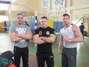 Брянский армлифтер выиграл чемпионат Восточной Европы