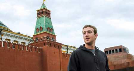 Цукербергу президент России отдавил ногу, и теперь Facebook закроют