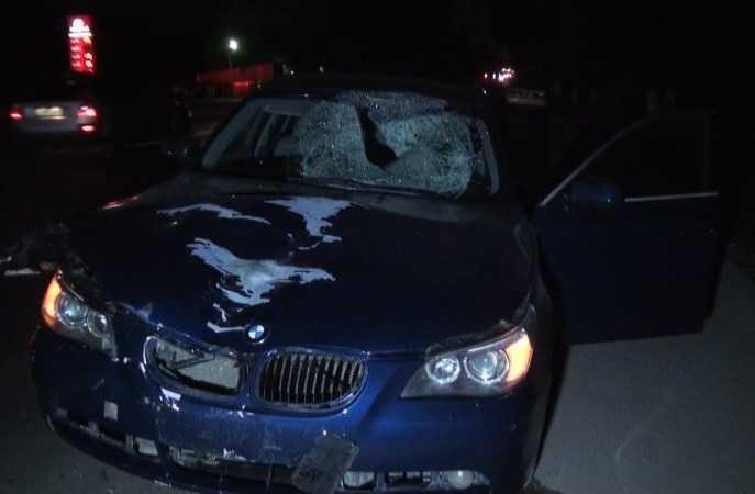 Возвращавшийся из кафе брянец погиб под колесами «БМВ»