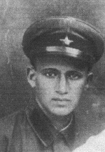Вспомним Победителей поимённо: Левитин Борис Абрамович