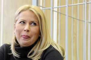 Евгению Васильеву посадили на 5 лет, чтобы она вышла через 2,5 года