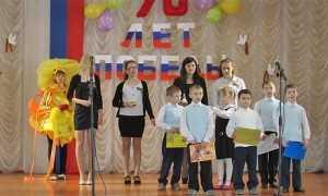 В Брянском доме для престарелых прошел фестиваль военной песни