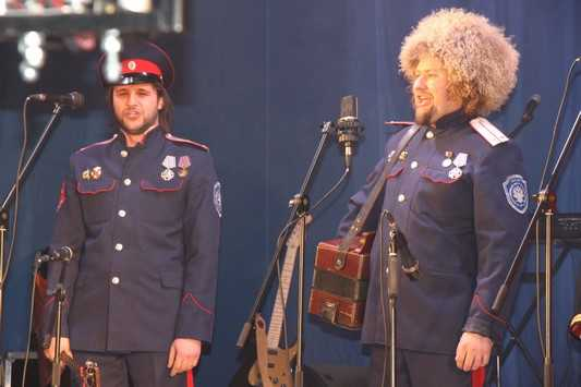 «Бабкины внуки» дадут концерт на территории брянского храма