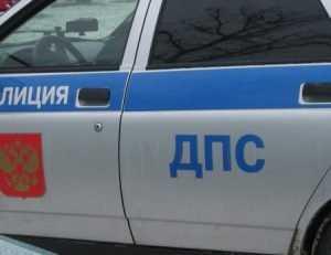 Брянская полиция выстрелами остановила пьяных угонщиков