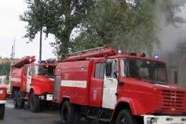 При пожаре в Навлинском районе пострадал брянец