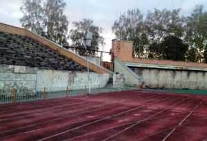 Брянский стадион «Десна» обновят за 1,5 миллиарда рублей