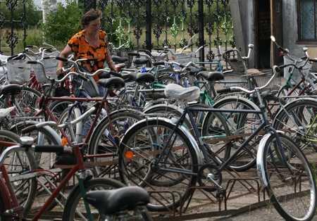 Задержан неравнодушный к велосипедам брянский вор