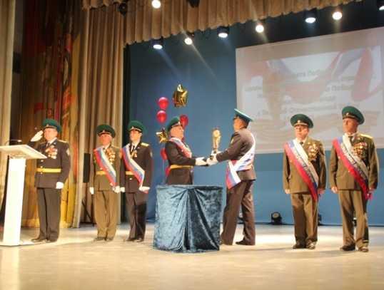 Брянские пограничники примут участие в эстафете «Победа-70»