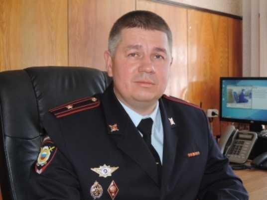 Новозыбковская полиция получила нового начальника