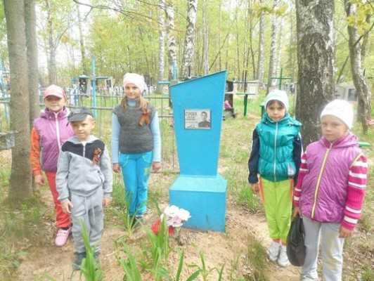 Брянские школьники разыскали могилу неизвестного солдата