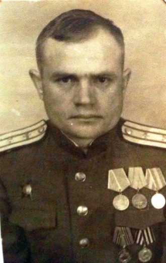 Вспомним Победителей поимённо: Баранов Василий Иванович