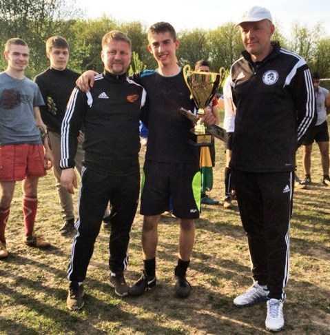 Экс-футболист сборной России провёл турнир для брянских ребят