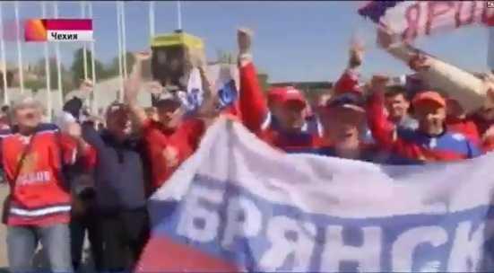 Сборная России по хоккею проиграла на глазах у брянских болельщиков