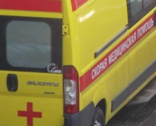 В брянском посёлке при столкновении иномарок пострадали 7 человек