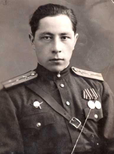 Вспомним Победителей поимённо: Загребин Виктор Александрович