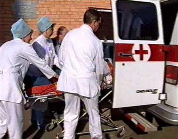 При взрыве на территории брянского предприятия пострадали двое мужчин