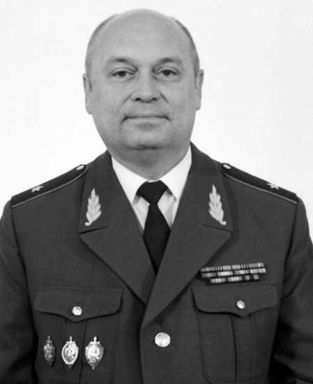 Скончался бывший начальник брянского УФСБ Анатолий Назаров