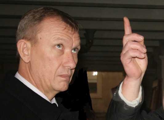 Предъявлено обвинение бывшему брянскому губернатору Николаю Денину