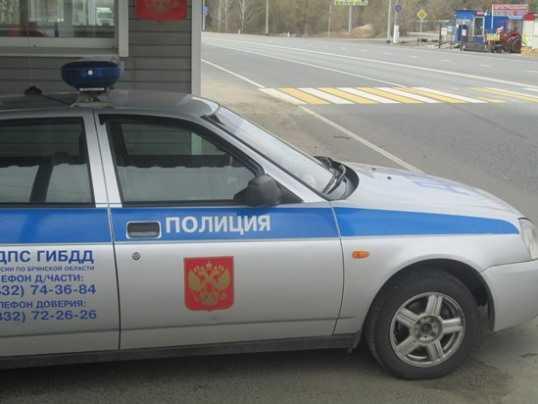 Брянская полиция разыскивает очевидцев двух  ДТП