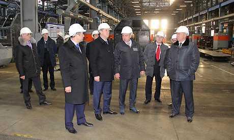 Брянский машиностроительный завод примет 300 человек