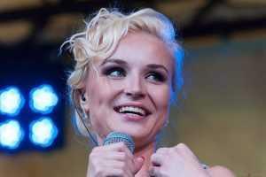 Полина Гагарина заняла второе место на конкурсе «Евровидение»
