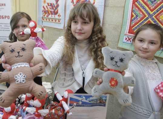 В Брянске пройдёт благотворительная ярмарка детских работ