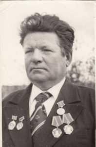 Вспомним Победителей поимённо: Усов Андрей Фролович