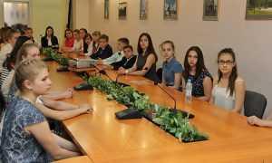 Брянские школьники отправятся в «Артек»