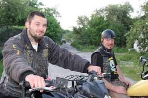 Немецкие байкеры,ехавшие в Брянск, побывали в лапах украинской тайной полиции