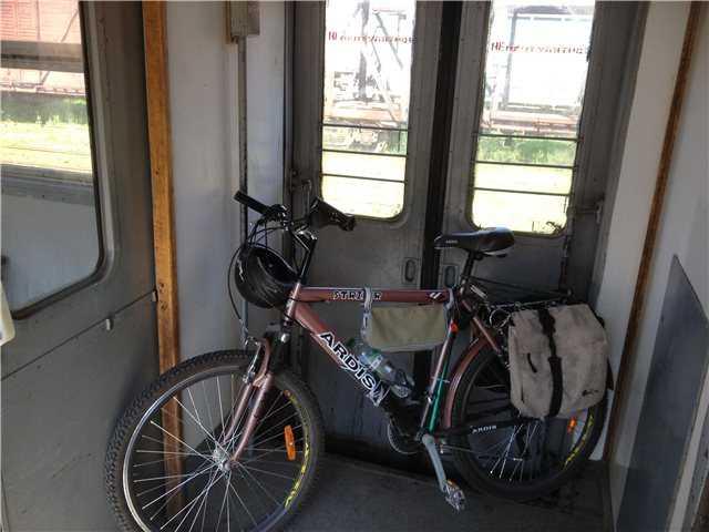 Брянцам разрешили беспатно перевозить велосипеды на электричках
