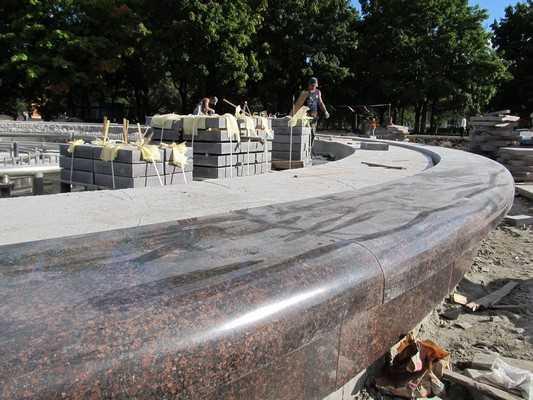 С июня шесть парков Брянска сольются
