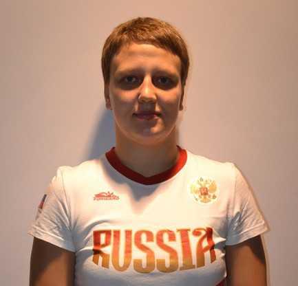 Брянская спортсменка выиграла золото на чемпионате России по борьбе