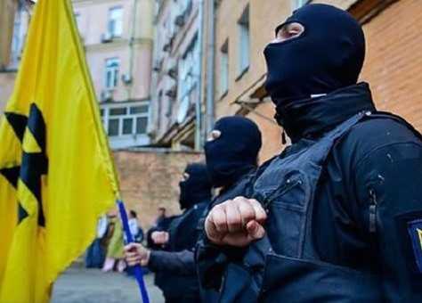 Бандеровская символика появилась в Брянске