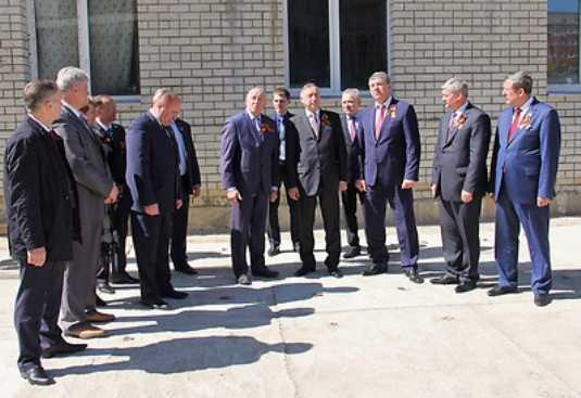 Полпреду Беглову показали брянский перинатальный центр