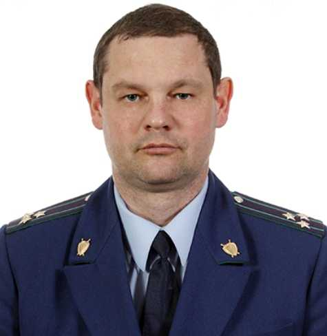 Прокуратура Рогнединского района получила нового руководителя