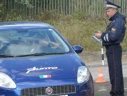 Брянские гаишники назначили водителям встречу на Черном мосту
