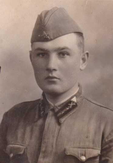 Вспомним Победителей поимённо: Желтоножский Леонид Николаевич