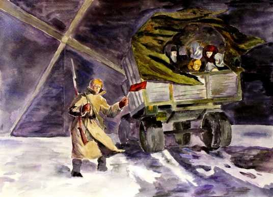 Брянская школьница победила на всероссийском конкурсе рисунков