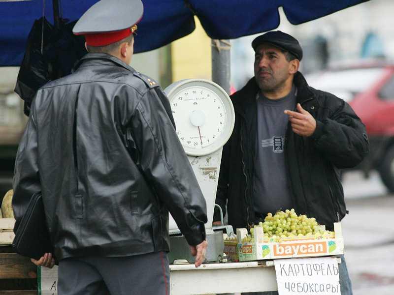 Директора брянского рынка оштрафовали за беспорядок