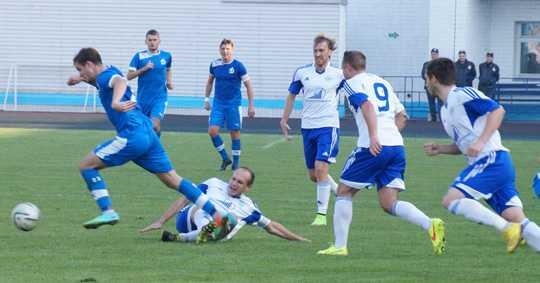 Брянское «Динамо» завершило сезон домашним поражением