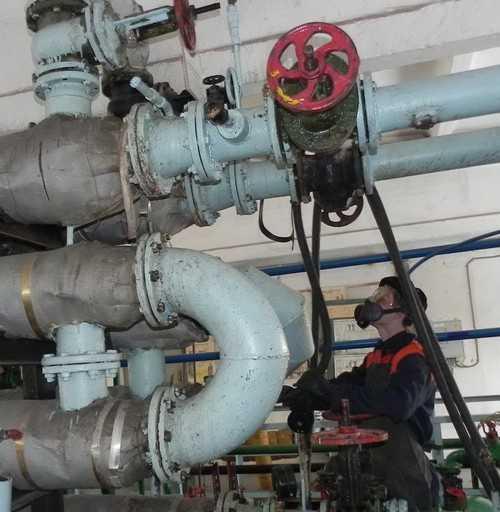 Более 200 брянских домов отключили от горячей воды из-за долгов за газ