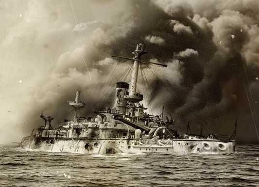 Цусимское сражение и 1945 год связали подвиги