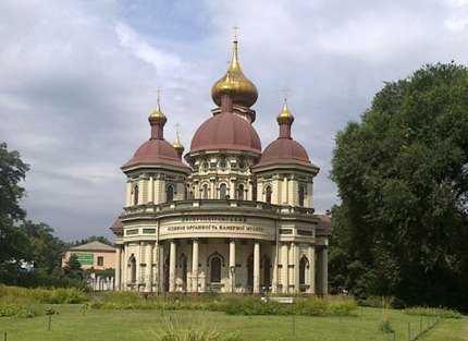 Брянская церковь на Украине отпраздновала столетний юбилей