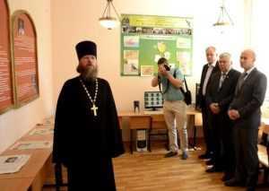В брянском соборе открыли мемориал певца Максима Трошина