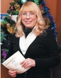 Ольга Козеичева оставила пост главы молодёжного комитета мэрии Брянска