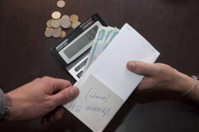 Брянский предприниматель пострадал за «серые» зарплаты