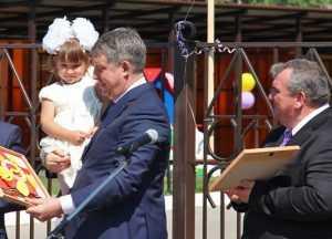 В Брянской области открыли два детских сада