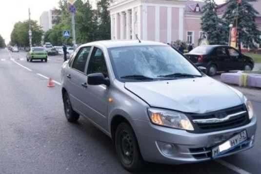 Против наркомана, сбившего мать с ребёнком в Брянске, возбудили дело