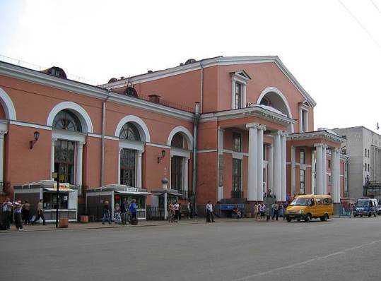 Пассажиры смогут уехать от вокзала Брянск-I  ночным автобусом
