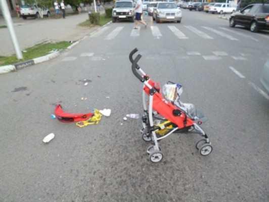 ГИБДД Брянска проверит водителей на улице, где наркоман сбил мать с ребёнком